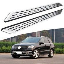 KINGCHER car accessories Nerf Bars <strong>for</strong> Mercedes <strong>Benz</strong> <strong>W164</strong> ML 2006-2012 Running Boards