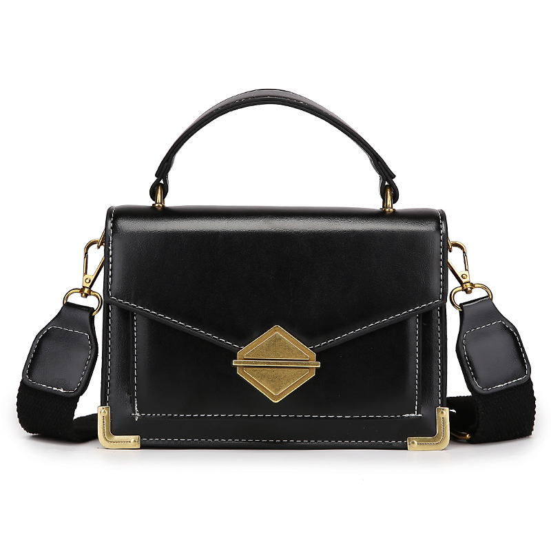 Professional <strong>design</strong> made in china women's shoulder bag Korea style leather bag with shoulder strap