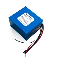 Customized ICR18650 11.1V 150Ah 1665Wh Rechargeable li-ion battery pack for Electric Power Systems