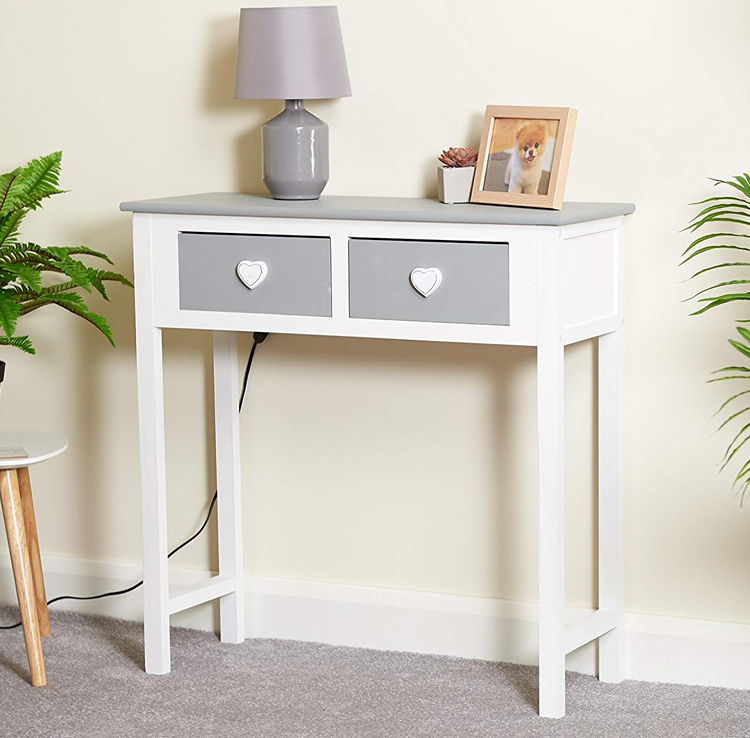 living room furniture 2 Drawer Dressing/Console Table