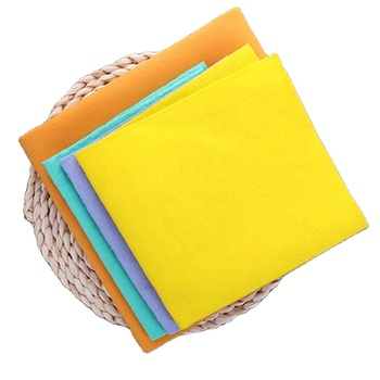Kitchen Cleaning Cloth heavy duty cloths sheet disposable non-woven cloth washable printed household items car floor cleaning