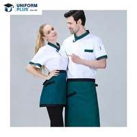 hotel restaurant service staff uniform