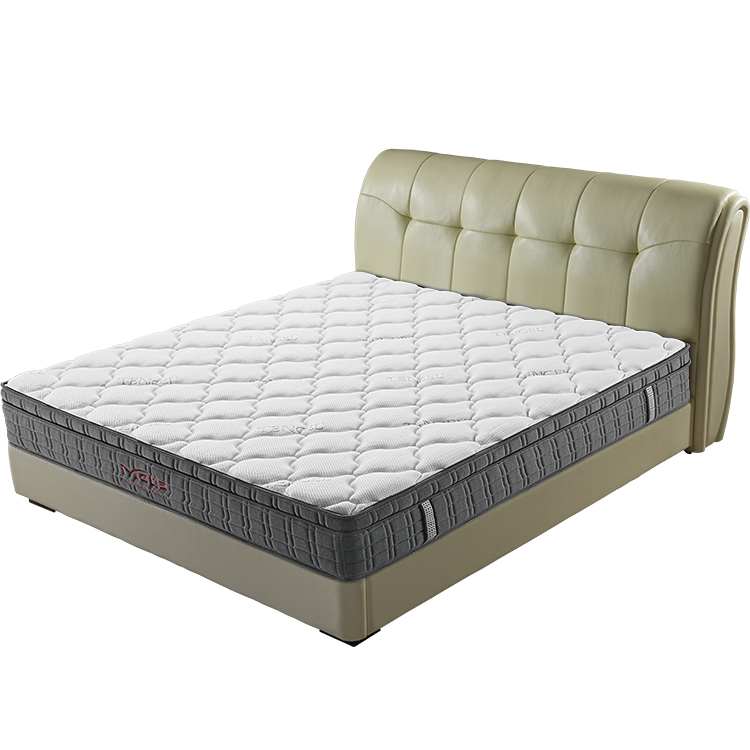 China Manufacturers Good Quality Mattress Topper Memory Foam Memory Foam Royal Mattress - Jozy Mattress | Jozy.net