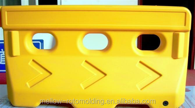 1500mm plastic road barriers