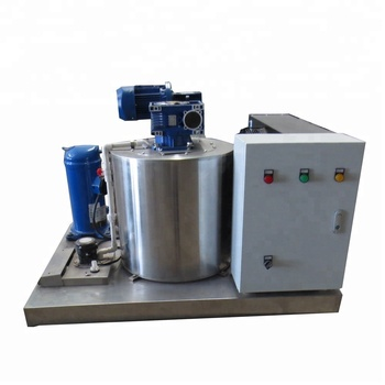 China Supplier 2T Flake Ice Maker Machine Maker Produce for Best Ice