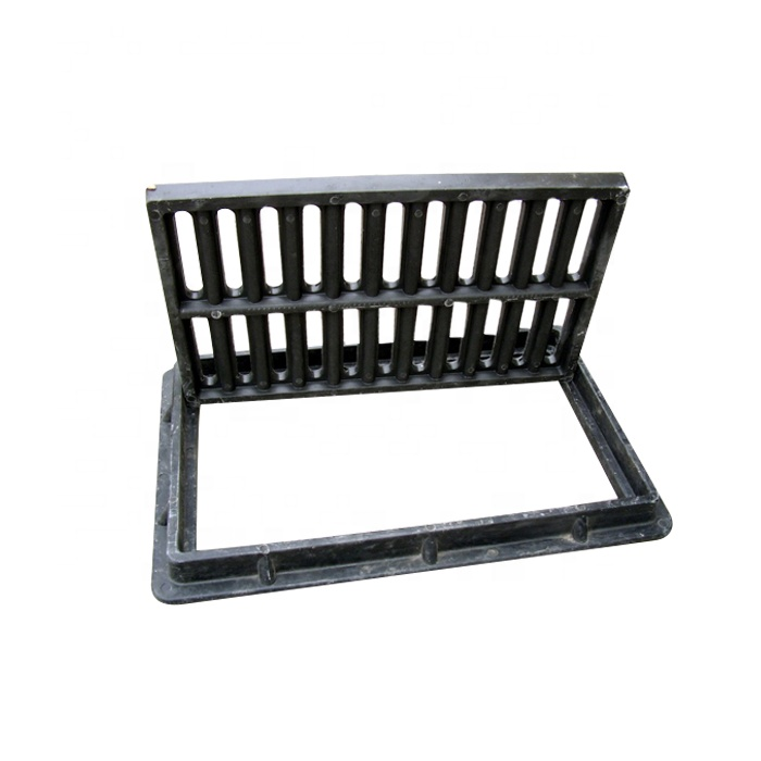 Hot Sale DI Ductile Iron Gully Grating and Frame EN124 B125