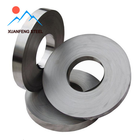 <strong>Q195</strong> Galvanized Steel Strip/High Strength DC01 Steel Strip in Roll Coil