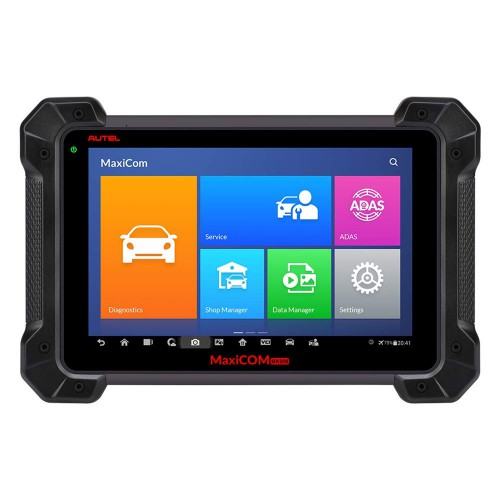 Autel MaxiCOM MK908P Pro Full System Diagnostic Tool with <strong>J2534</strong> ECU Programming Multi-Language