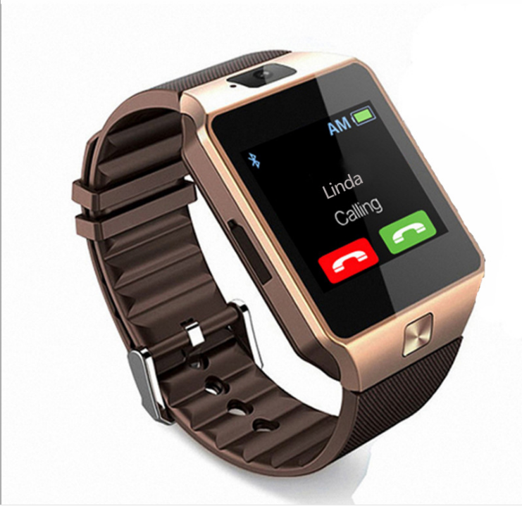 Intelligent Smartwatch Bands Digital Smart Watch DZ09 <strong>A1</strong> With Touch Screenand camera