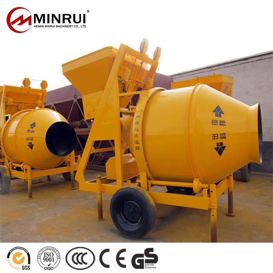 Minrui Group 500 Liter <strong>J</strong> Z Concrete Mixer For Sale