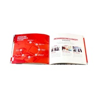 Professional Low Cost Brochure Catalogue Magazine Printing