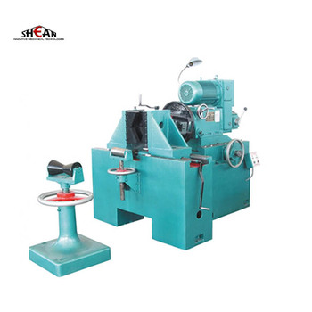 pipe colding beveling machine with single head for tube and fittings