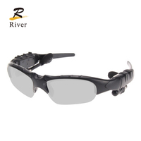 New stock smart riding driving sunglasses Bluetoothphone and listening to music eyewear glasses