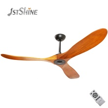 1stshine modern decorative dc motor luxury wooden blade bldc inverter fancy ceiling <strong>fans</strong> with remote control