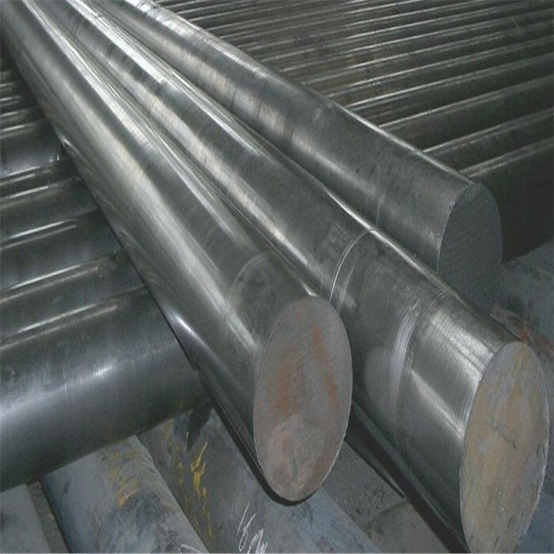 ST52 S355 MS <strong>steel</strong> round bar hot rolled round bar for construction