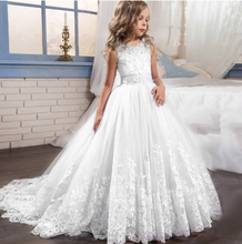 Luxury design Wholesale Kids Wedding Event Ball Gown Fancy Princess sleeveless Prom Frock Beautiful <strong>Girl</strong> Party <strong>Dress</strong> LP-231