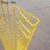 4mm wire 2x2 yellow color black steel welded dog mesh Machine guard mesh panels