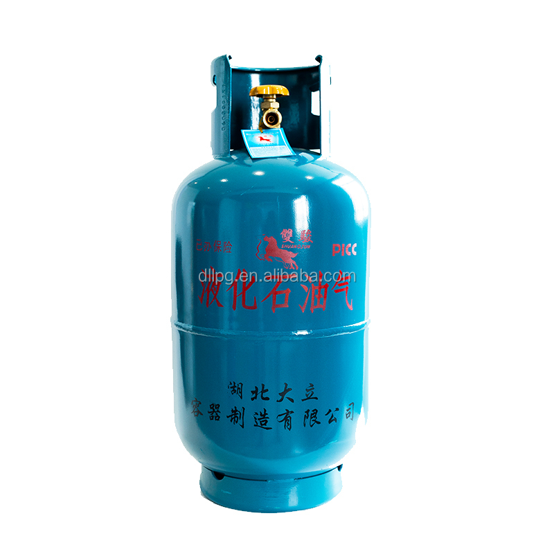 Sale Of Refillable 15 Kg 35.5L Lpg Gas <strong>Cylinder</strong> For BBQ