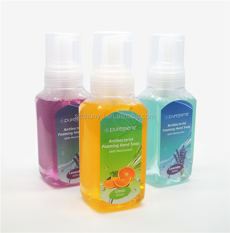 Body Bath Sulfate-free Luscious Strawberry Anti-bacterial Foaming Hand Soap With Moisturiser