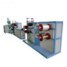 Quality Guarantee knotless net bag extrusion <strong>line</strong> , flower packing net making machine