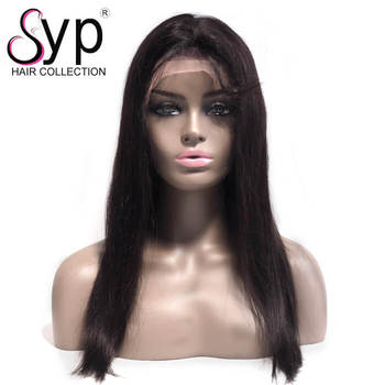130% Density Virgin Remy Malaysian Straight Hair Topper In Stock Free Shipping