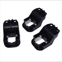 Free Shipping! 3 pcs Headlight Repair Kit For BMW X5 E70 E70 LCI X6 E71 63127195535