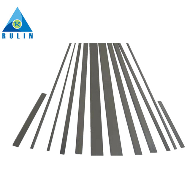 tungsten carbide flat <strong>blade</strong> from China supplier