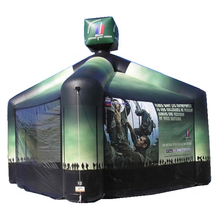 Trade Show Air Sealed Inflatable Spider Lawn Tent For <strong>Advertising</strong>/X-Igloo Inflatable Air Sealed Spider Tent For Event