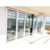 AS2047  australian standard aluminum frame glass swing door
