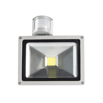 10W Outdoor IP66 COB LED Flood light with Sensor