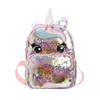 Glitter Bling Fashion Sequins Leather Backpack Bags School Backpack Outdoor Handbags Student Backpack Women Girl Bags