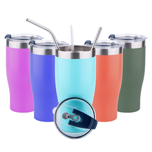 Wholesale 20oz 30oz Customized Insulated Double Walled Coffee Mug Stainless Steel Tumbler <strong>Cup</strong>
