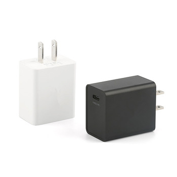 PD 18W Wholesale Fast Adapter US Plug Portable Home Travel Wall Charger For Digital Devices