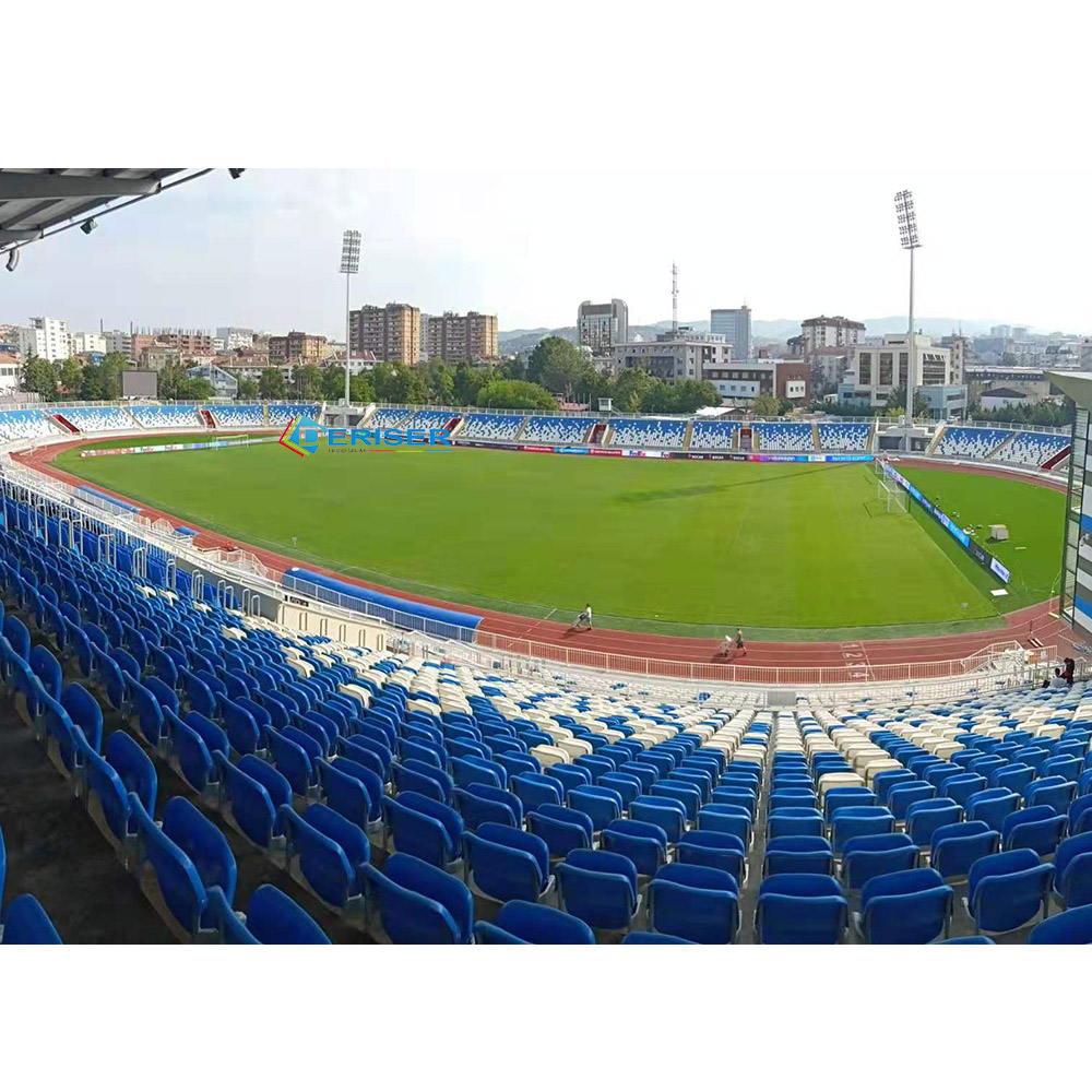 Outdoor Drse to Kosovo Football Sport Events Full Color LED screen <strong>P10</strong> Basketball Waterproof <strong>P10</strong> Rental Stadium LED Video wall