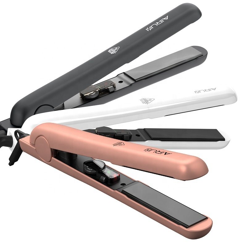 custom private label wholesale ceramic flat iron hair straightener