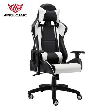 New design high quality computer gaming racing style office chair game