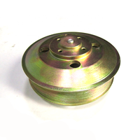 VOE20800016 20800016 VOE20459863 Fan Pulley for EC210B EC240B EC290B Excavator D6D D7D Engine Pulley