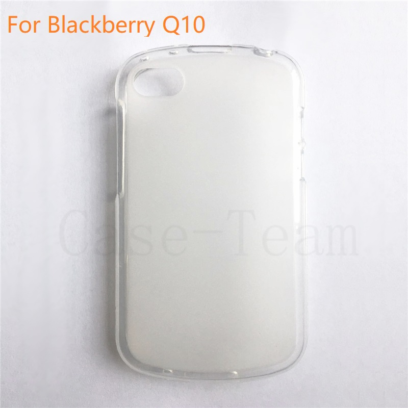 Factory Wholesale High quality frosted Soft TPU <strong>Phone</strong> <strong>Case</strong> for Blackberry <strong>Q10</strong>, matte Pudding <strong>case</strong> for Blackberry <strong>Q10</strong>
