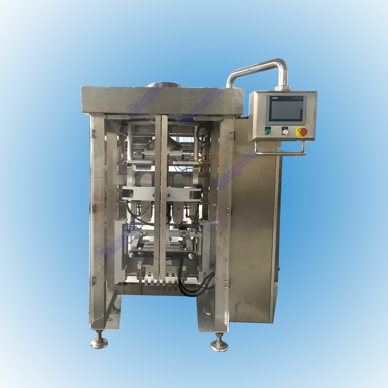 Baopack CB-520H High speed multifunction packaging machine
