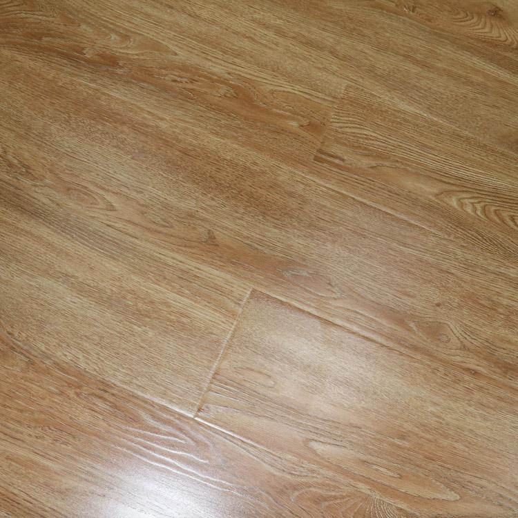 engineered hdf oak wooden texture laminate flooring