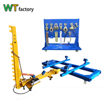 Good quality portable frame machine/car chassis straightener /autobody frame machine body repair equipment for sale