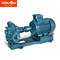YONJOU KCB/2CY Series Electric Lubrication/Vegetables Oil/Cooking Oil Transfer Pump Oil Charging Pumps with Motor