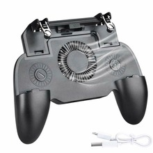 3in 1 +D9  Joystick Touch Screen Mobile Controller Gamepad For iPhone 7 8+handle Gamepad  For IOS Android