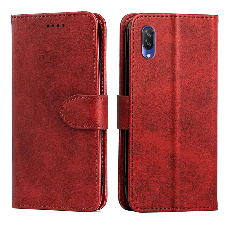 For Doogee Y8 Y8c N10 N20 for Google Pixel 4 for Hisense R5 Pro for HTC U19e <strong>Leather</strong> Card Holder Wallet Cell Phone <strong>Case</strong>