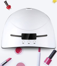 Led Nail uv Lamp SUN Pro 48W beauty Salon Manicure 365nm+405nm Nail <strong>Equipment</strong>