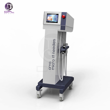 RF PDT microneedle treatment anti aging super thermagic machine