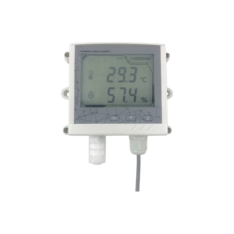 Pump Room Modbus TCP Network Temperature And Humidity Sensor