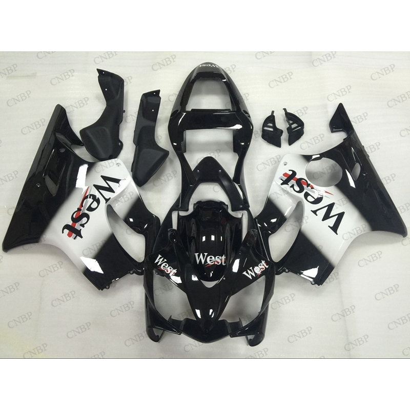 CBR F4i <strong>02</strong> Fairings CBR600F4i <strong>01</strong> Full Body Kits CBR F4i 2001 - 2003 Fairings West