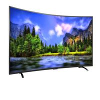 LED TV Wholesale 75 Inch Television 4K Tv Curved 65