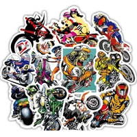 Hot sale waterproof design motorcycle stickers